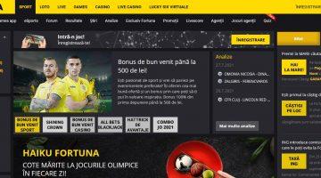 Cine este Fortuna Bet in Romania