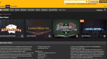 Joaca poker pe platforma unicat Betfair