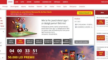 Cine este Casa Pariurilor la noi in Romania