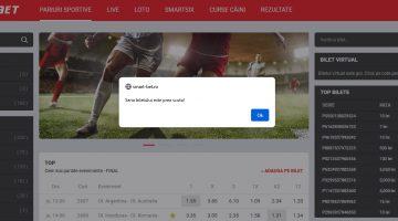 Verificarea rezultatelor sportive pe Smart Bet