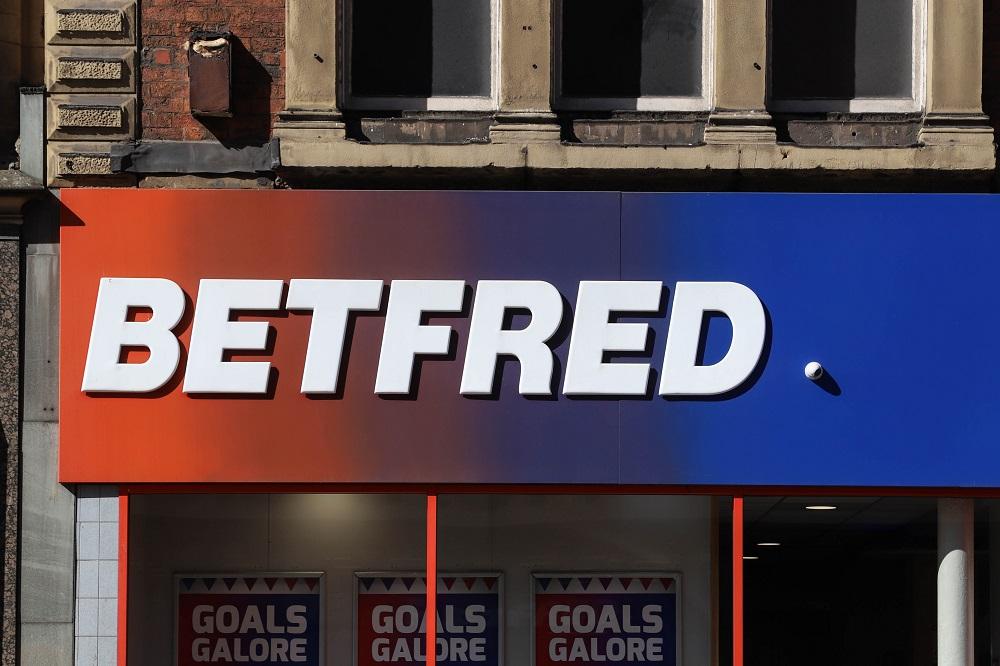 Betfred pariuri si jocuri de noroc la maxim