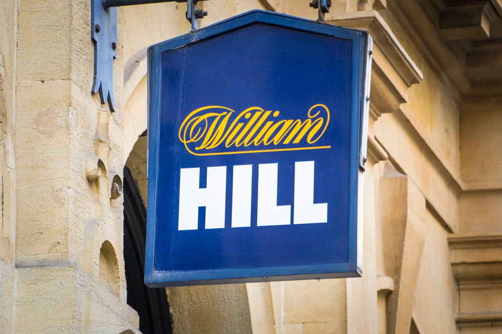 William Hill casa de pariuri legendara