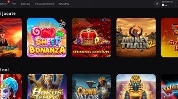 Cum arata jocurile la cazino maxbet