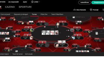Cum ma joc pokerstars