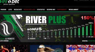 River bet are un program de agentii si cel online