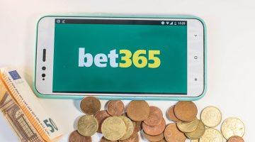 Cele mai bune pariuri tot pe bet365 se gasesc
