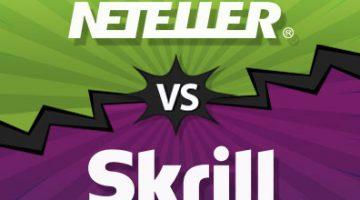 Comparatie neteller vs skrill pentru pariurile sportive