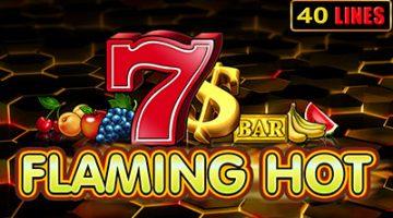Flaming Hot este cel mai cunoscut joc de sloturi cu bonus