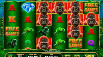 Epic Ape ne aminteste de o aventura in jungla pe slots