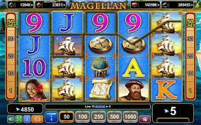 Magellan a reusit sa cucereasca si lumea sloturilor