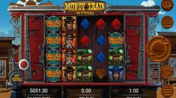 Money Train cat castig va poate aduce un tren la slots