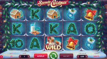 Secrets of Christmas cadouri nesperate aduse de rotiri