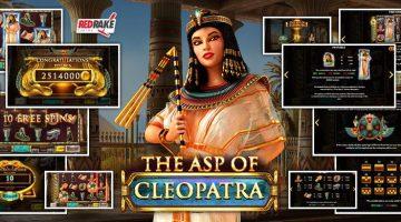 The Asp of Cleopatra un slot despre intimitatea zeitei