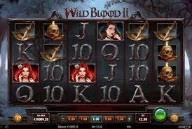 Wild Blood 2 este necesara prezenta vampirilor la slots