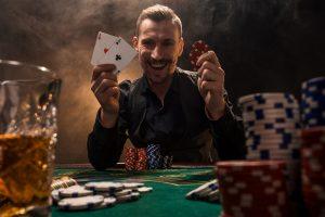 Jucam poker in still verde cu popularul Irish Poker