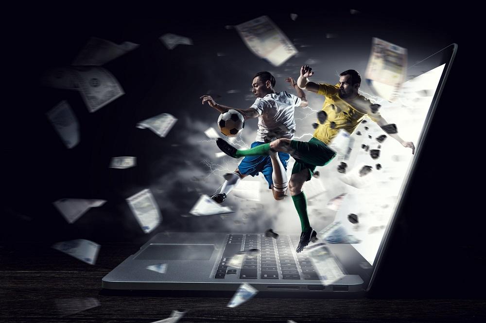 Priviti pariuri sportive ca pe o afacere de succes
