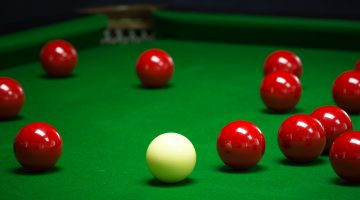 Pariaza snooker folosind strategia cu valoare pe cote