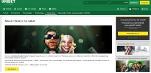 Castiga biletele free roll la noile misiuni poker Unibet