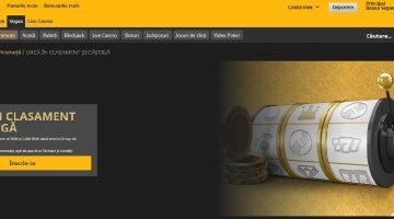 Pana la 6000 ron bonus in batalia sloturilor Betfair Vegas