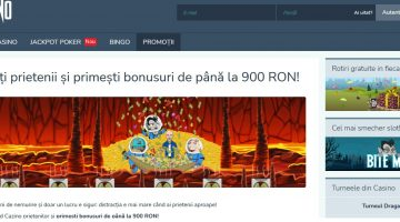 Primesti 900 ron bonus pentru prieteni pe Vlad Casino