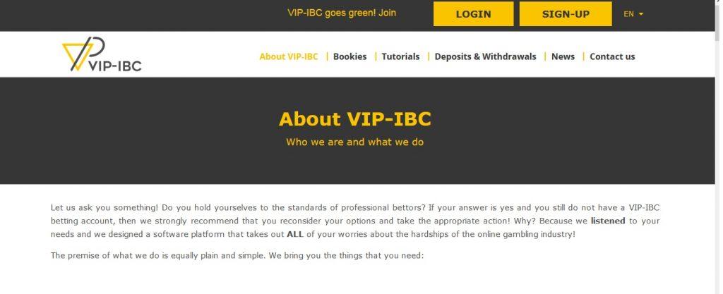 VIP-IBC
