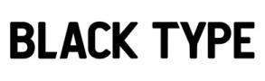 Blacktype_logo