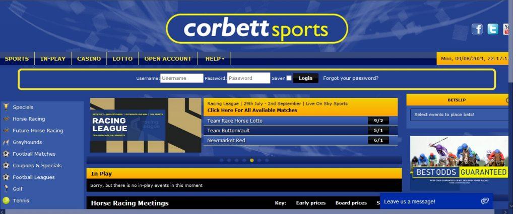 CorbettSports