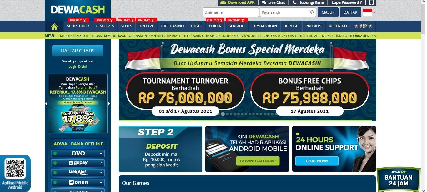 DewaCash