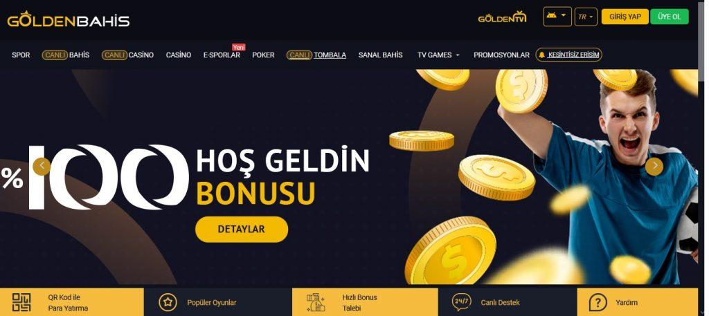 Golden Bahis
